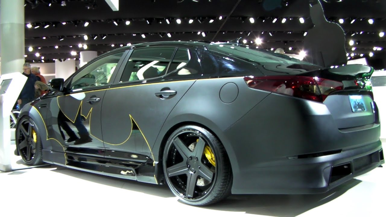 Batman Kia Optima Sx Youtube