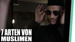 7 Arten von Muslimen
