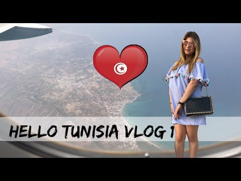 Hello Tunisia Vlog 1- First days, Changing my hair colour & Food |LaMarwa