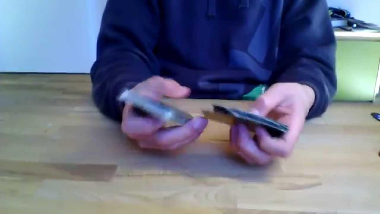 einfacher kartentrick