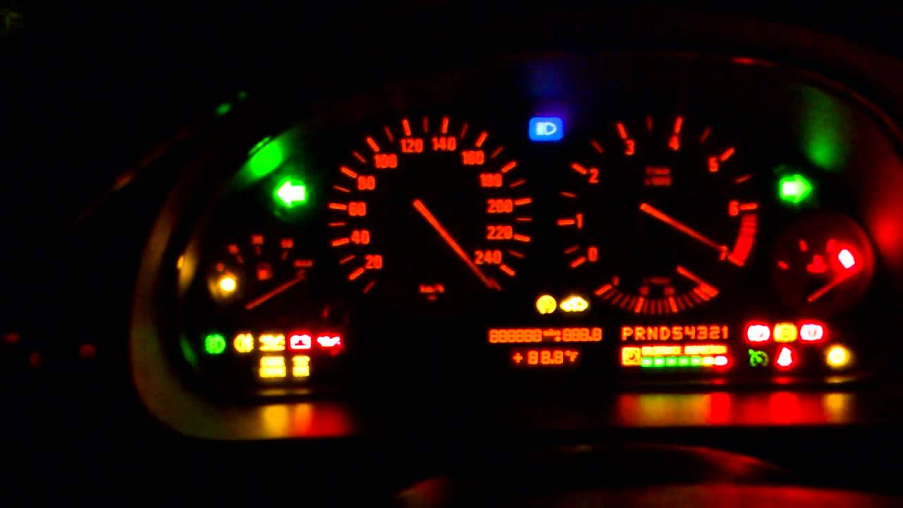 For Type 2 Vw Engine Wiring Diagram Bmw E39 Dashboard Test Youtube