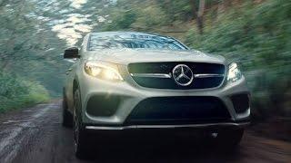 Jurassic World - Mercedes Benz GLE Coupe Sneak Peak