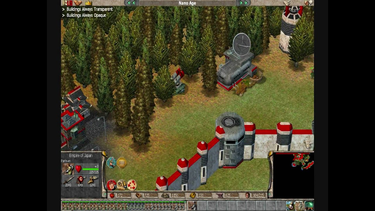 Empire earth aoc gameplay custom map part1 youtube gumiabroncs Images