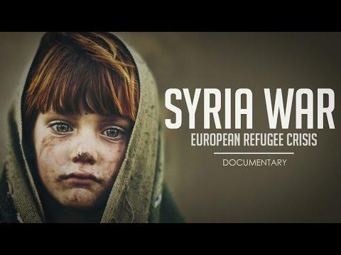 SYRIA WAR 2017 | European Refugee Crisis | Powerful Emotional Documentary