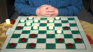 THE SINGLE CORNER OPENING...CHECKERS AND DRAUGHTS