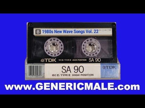 80s New Wave / Alternative Songs Mixtape Volume 22