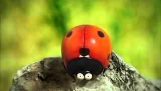 История любви(«Букашки» Хит в Европе! Великолепное совмещение современной 3D графики и живой природы. Невероятно смешные..., 2013-10-24T10:15:09.000Z)