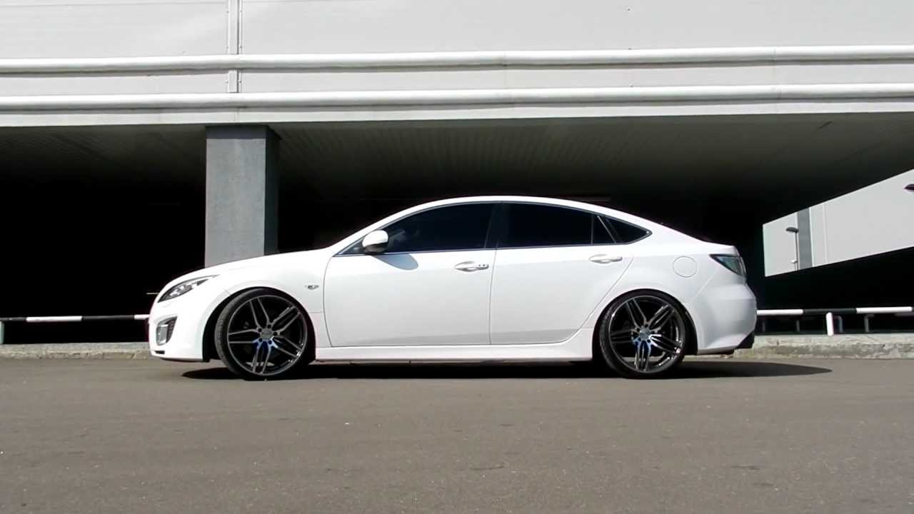 Mazda 6 Gh Wheels R20 Youtube