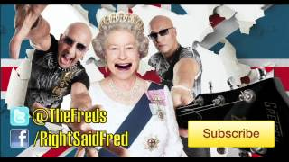 RIGHT SAID FRED - JUBILEE | OFFICIAL VIDEO
