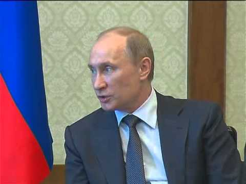 Jun 7, 2012 China_Putin congratulates Karzai on Afghanistan's SCO observer status