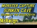 Final Fantasy X HD Remaster - Monster Capture Guide - Sunken Cave - Cavern Of The Stolen Fayth
