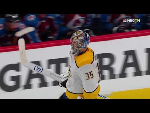 Nashville Predators vs Colorado Avalanche - April 16, 2018 | Game Highlights | NHL 2017/18