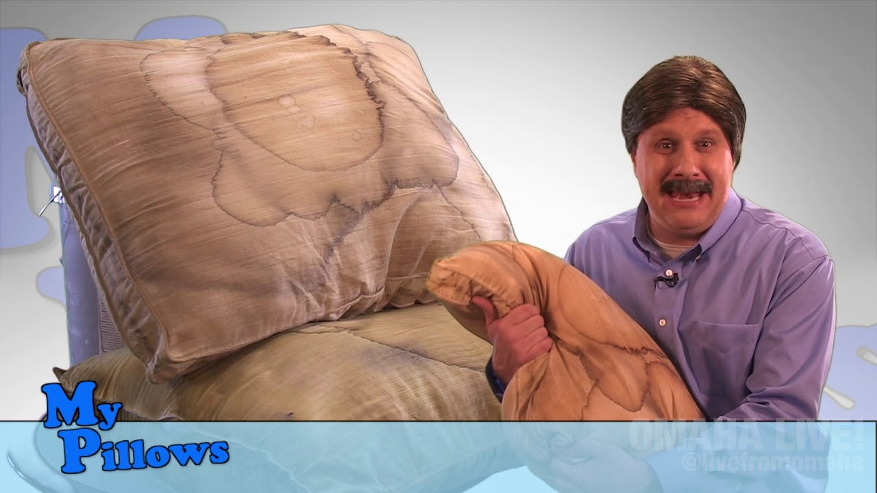 my pillow commercial