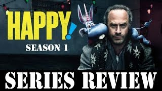 Happy! season 1 Review