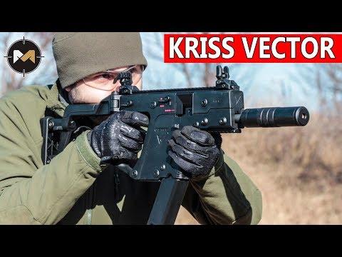 Что такое KRISS VECTOR и страйкбольный привод от AirSoft-RUS (ASR)