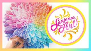 Rainbow Chrysanthemum (Extended version)