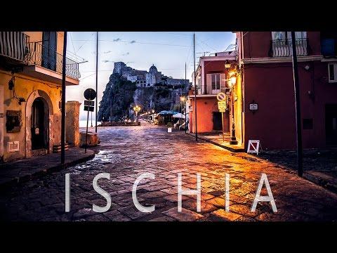 Island of Ischia - Timelapse