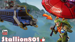 Fortnite W/StaLLion801 Duo w/KingPin and Solo New Rex skin!