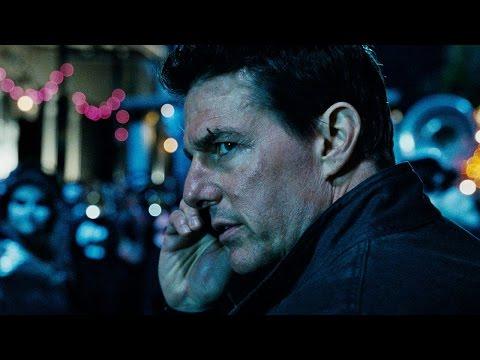 Джек Ричер 2: Никогда не возвращайся - Трейлер на Русском | 2016 | 2160p