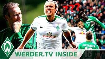 Die ganze Wahrheit zum Kruse Wechsel & alles zu Davie Selke | WERDER.TV Inside vor Hertha BSC