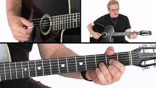 Gypsy Jazz Guitar Lesson - Int…