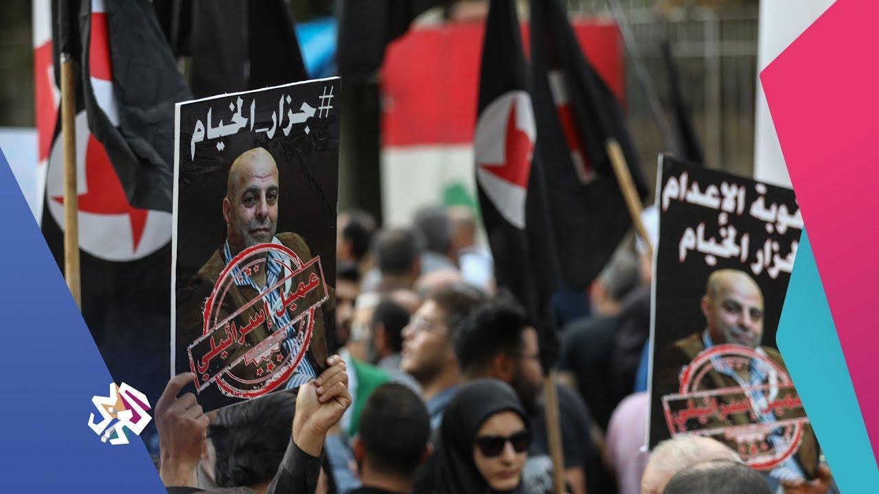 قناة العربي:العربي اليوم│لبنان .. جدل عودة الفاخوري