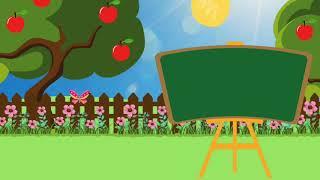 Background Animasi Kartun Bergerak|| - YouTube