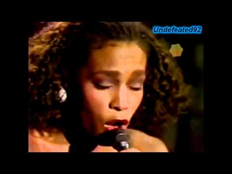 Whitney Houston - Saving All My Love For You LIVE at Letterman 1985 HD