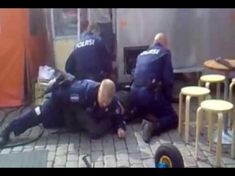 Eesti Kalevipoeg Soome Sortse Sugemas (Estonian Samurai)