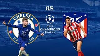 Chelsea vs Atletico Madrid live score 🔴 screenshot 5