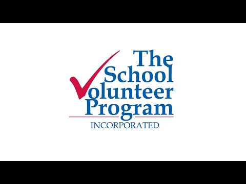 The School Volunteer Program Promotional Video