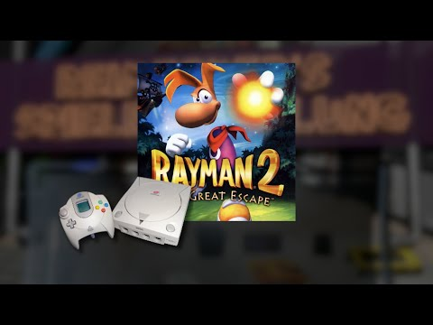 Gameplay : Rayman 2: The Great Escape [Dreamcast]