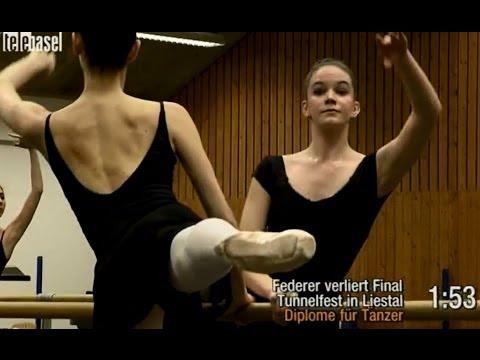 Ballettschule Theater Basel bietet Ausbildung  / Ballettschool with Diplome