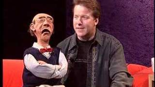 Ventriloquist Jeff Dunham brings Walter on BU Tonight