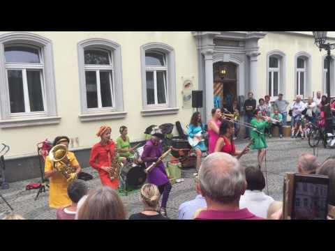 Jacqueline Cambouis Live in Kaiserslautern(Alles muss raus Festival 2017)