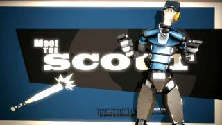 [SFM] Robo-Scout tries to get noticed.