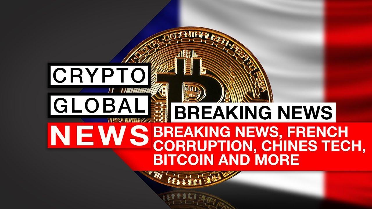 bitcoin breaking news