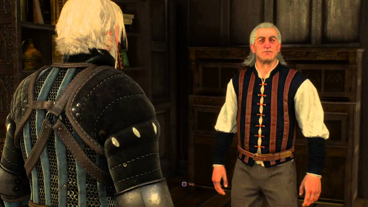 Witcher 3 Hair Styles: The Witcher 3: Wild Hunt All Hair And Beard Styles