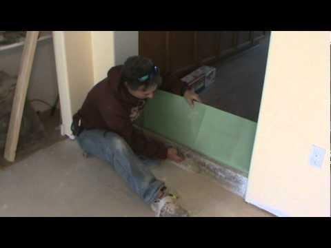 Laminate Flooring Makes A Stepg Youtube