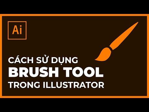 Bài 10: Cách Sử Dụng Brush Trong Illustrator   Thùy Uyên