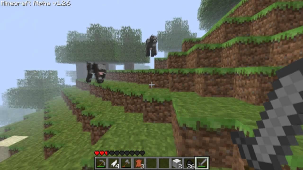 Minecraft Alpha 1.2 6