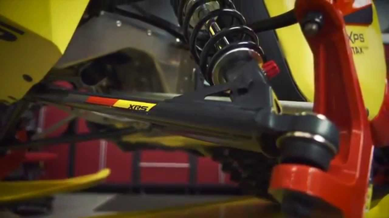 Ski Doo Suspension Setup Youtube