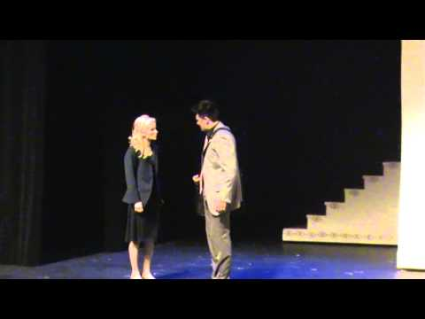 "Callahan hits on Elle, ""Legally Blonde Ballad"" with Elle and Emmett City Circle Acting"