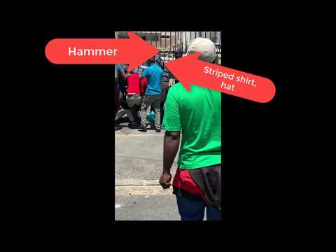 Man attacked on street Sea Point, Cape Town, South Africa