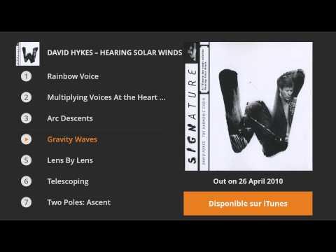 David Hykes / The Harmonic Choir - Hearing Solar Winds