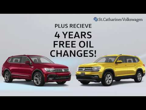 St. Catharines VW - Atlas and Tiguan Special Offer