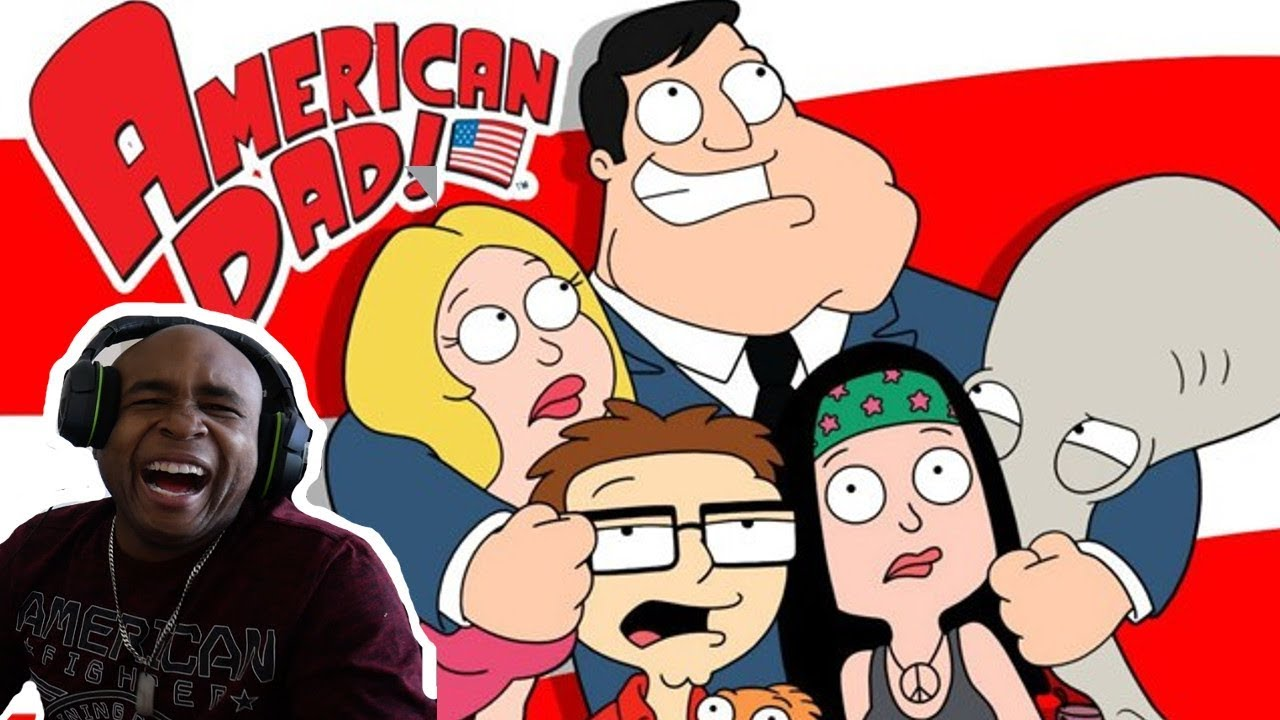 Try Not To Laugh Challenge The Best Of American Dad Edition #2
