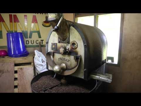 Vanuatu Efaté Tanna coffee / Vanuatu Efate Tanna coffee