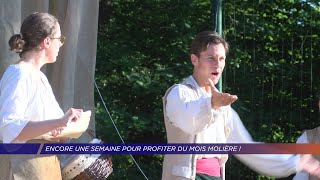 Yvelines | Encore une semaine pour profiter du mois Molière !