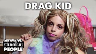 12-year-old 'drag kid' Desmond is Amazing struts his stuff | New York Post